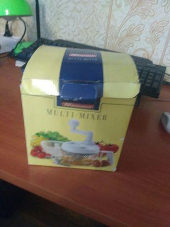 Ручной кухонный комбайн миксер