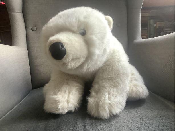 Mis polarny,niedźwiadek maskotka.