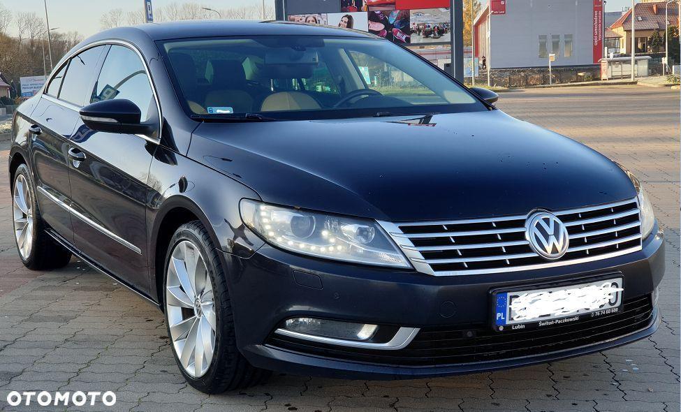 Volkswagen CC Salon Polska 1 właściciel Bezwypadkowy Serwis 2 Komplety kół Szczawno - image 1