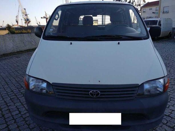 Toyota Hiace 2003 D4D 190mil kms