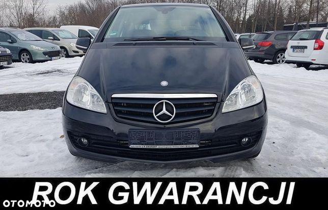 Mercedes-Benz Klasa A W169 A160 CDI Serwisowany GWARANCJA Bezwypadkowy ZADBANY ZobaczFilm