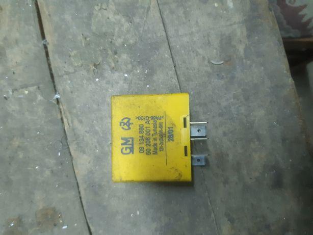 GM 09134880, Реле поворотов Опель, оригинал 50206001