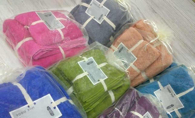 Набор полотенец микрофибра