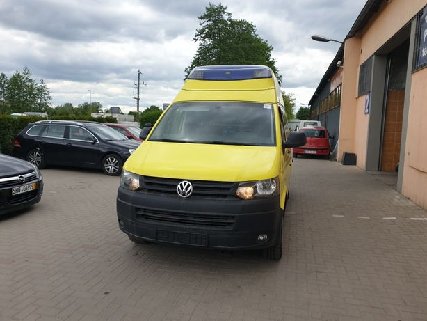 Karetka/ambulans/Kamper/Volkswagen Transporter 2.0tdi