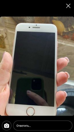 СРОЧНО продается Apple iPhone 7 128 gb