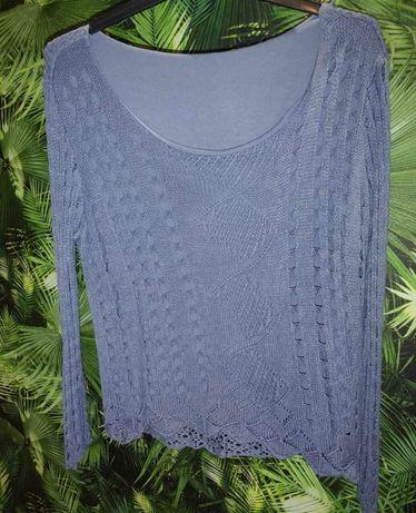 Sweter jesienny 3 szt