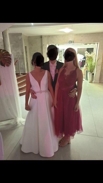 Sprzedam suknie ślubną PRONOVIAS Malena księżniczka Starachowice - image 1