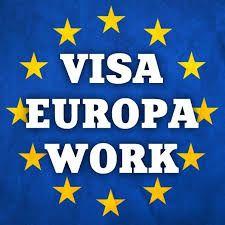 Рабочая виза в Европу