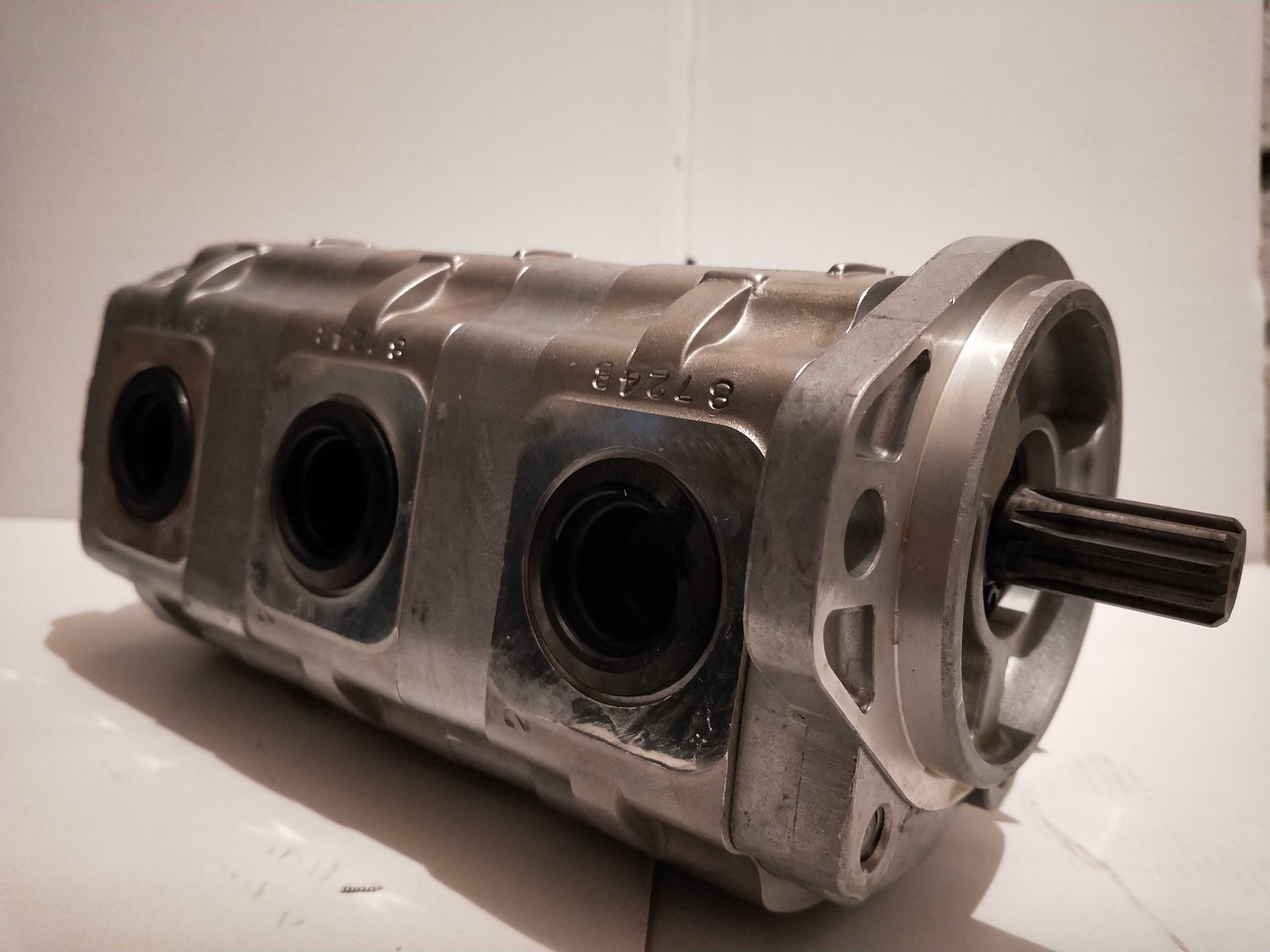 Krp4-9-9-6ck kayaba Pompa hydrauliczna Kubota KX024, KX61