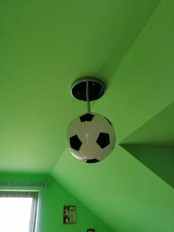 Sprzedam lampę w kształcie piłki nożnej