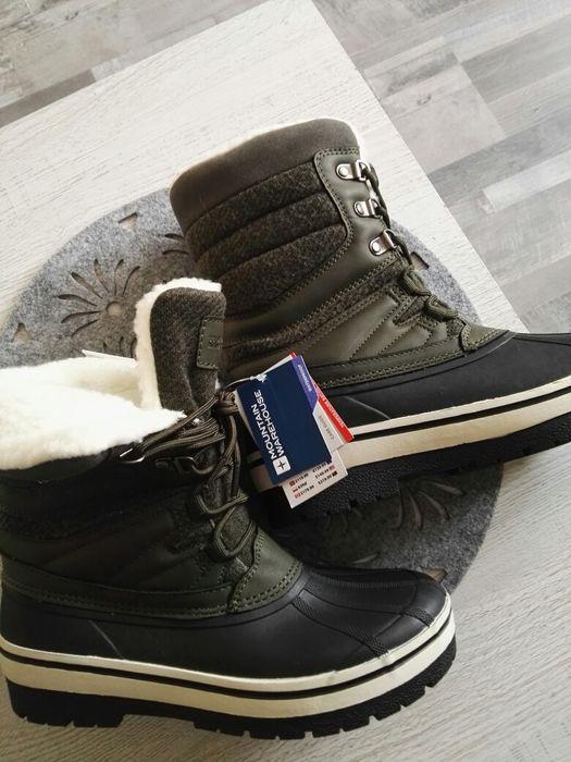 Nowe Zimowe damskie buty 38 Piekary Śląskie - image 1
