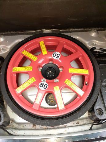 Докатка Запаска VW Touareg 3.0 R18 5x130 Insignia JAC S5 Equinox