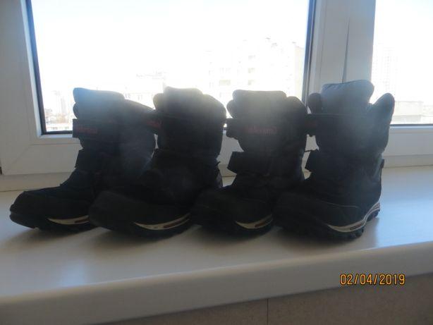 Детские зимние ботинки Timberlend
