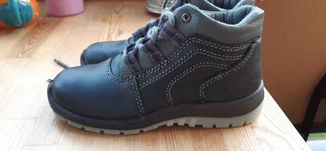 Buty trzewiki ochronne nowe
