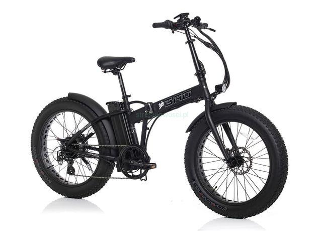 """Oryginalny i składany rower elektryczny FatBike 24"""""""