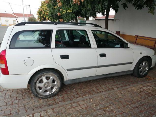 Opel Astra - gasolina