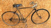 Bicicleta antiga sem mudanças