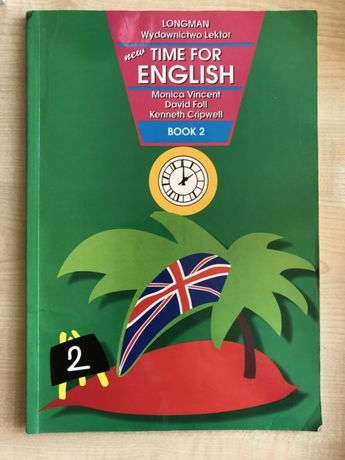 """Time for English"" Book 2 Longman"