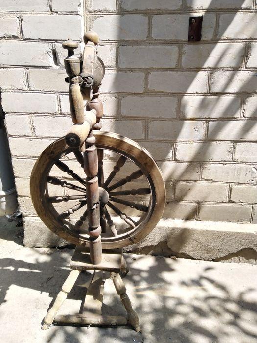 Прялка старинная Запорожье - изображение 1