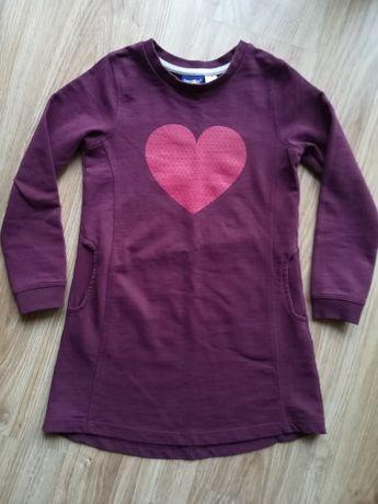 Tunika bluza bluzka sukienka Lupilu 110-116
