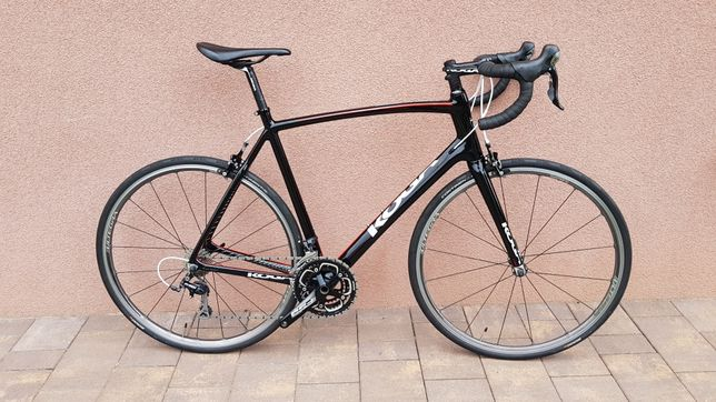 Rower szosowy Koga 3x10 shimano 105 carbon 7.8 kg r.58