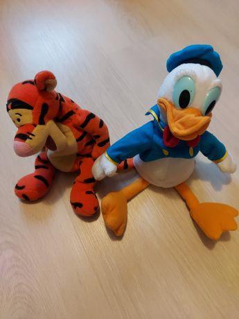 Maskotki- Tygrysek i Kaczor Donald