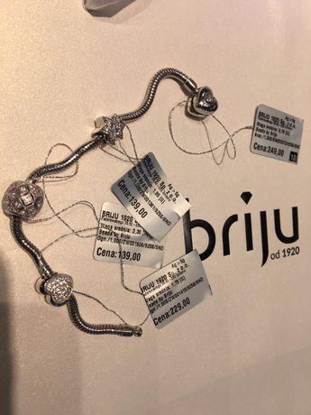 Nowa bransoletka Beads By Briju jak Pandora