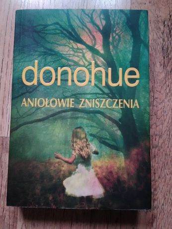 Książka Aniołowie zniszczenia Keith Donohue