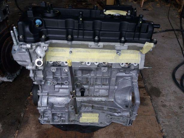 Двигатель 2.4 G4KJ. Kia Sorento Sportage Hyundai Santa Fe IX-35
