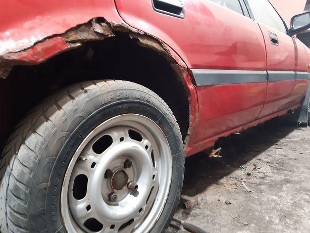 Кузовной ремонт, сварка, обработка, покраска, ремонт кузова Харьков