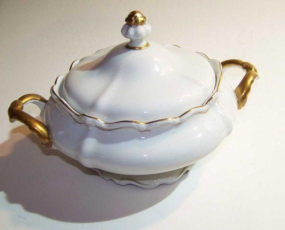 Zabytkowa mała waza Rosenthal Pompadour lata 30-te