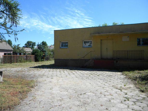 Lelów okolice budynek 70m2 z działką 1000m2