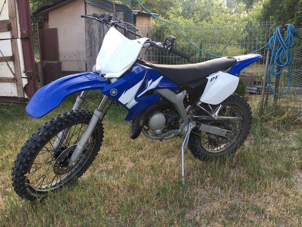 Yamaha dt 50/80 Zarejstrowana