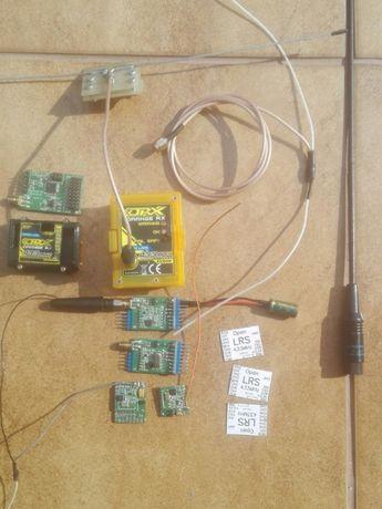 OpenLRSng 433Mhz Orange RX LRS + nagoya