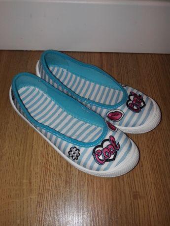59. Nowe Nie używane buty tenisówki baleriny kapcie 31 kupione w ccc