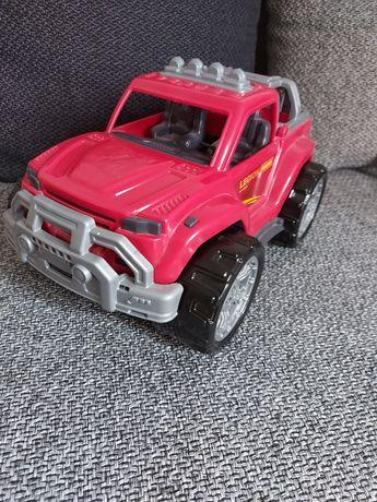 Zabawka auto  czerwone