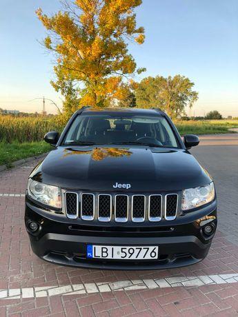 Jeep Compass 2.0 benzyna MAŁY PRZEBIEG
