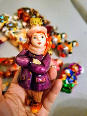 Игрушки, игрушки ,прекрасные ёлочные игрушки