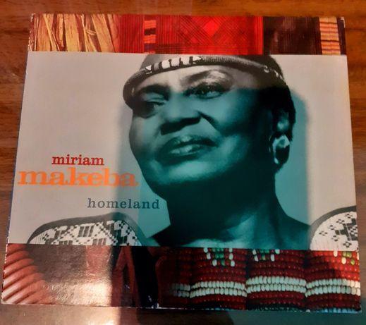 "CD - Miriam Makeba - ""Homeland"""