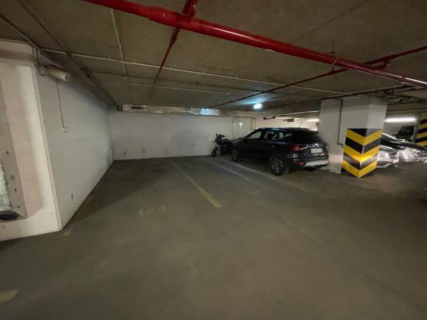 Garaż / parking podziemy al. Jana Pawła II 80 Babka Tower