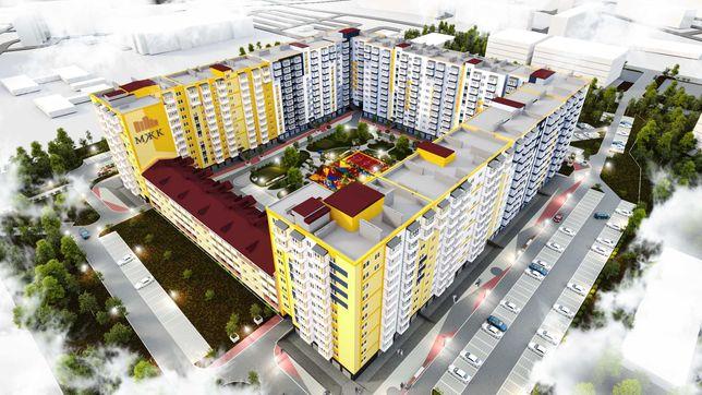 Продаж 1-кім дворівнева квартира в новобудові МЖК Сім'я біля Чайки
