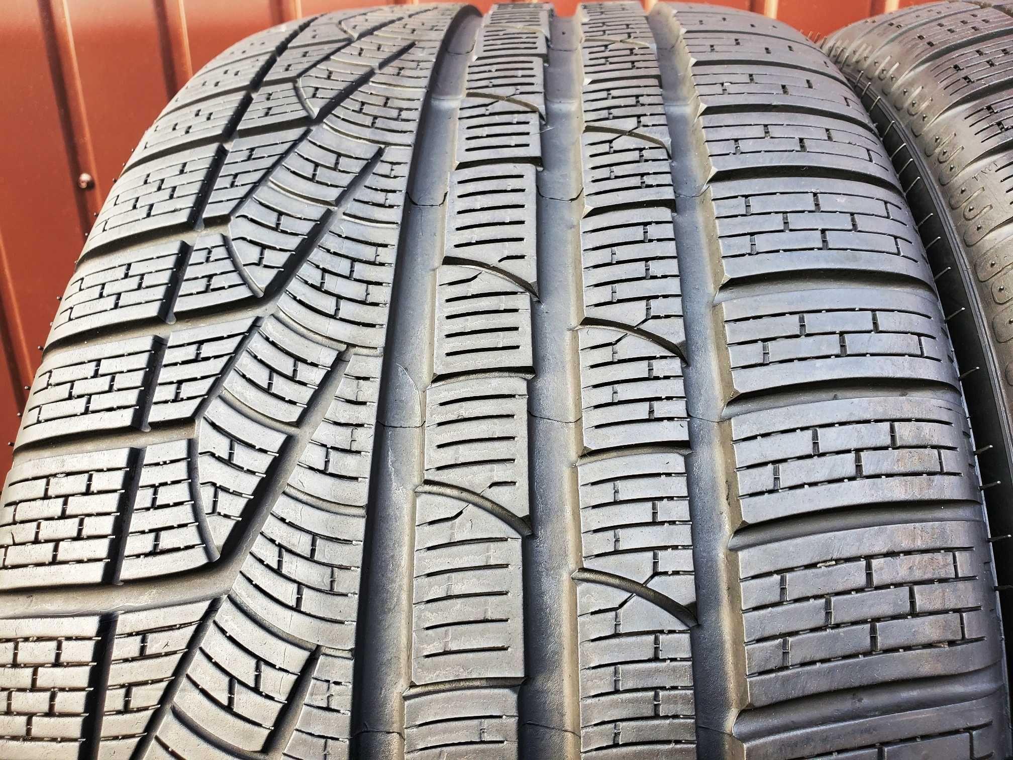 275/35 R20 Pirelli Sottozero Winter 240 Run Flat. Резина зимняя 2шт.