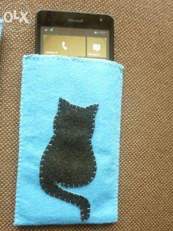 Bolsa para telemóvel - tema animais