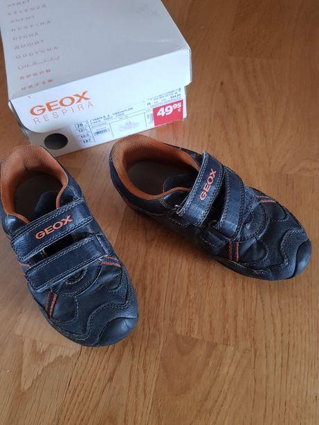 Buty Geox chłopięce 28