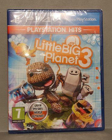PlayStation 4! Little Big Planet 3 - PL! PS4 - Polecam