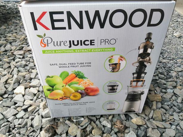 Wyciskarka wolnobrotowa kenwood JMP802SI