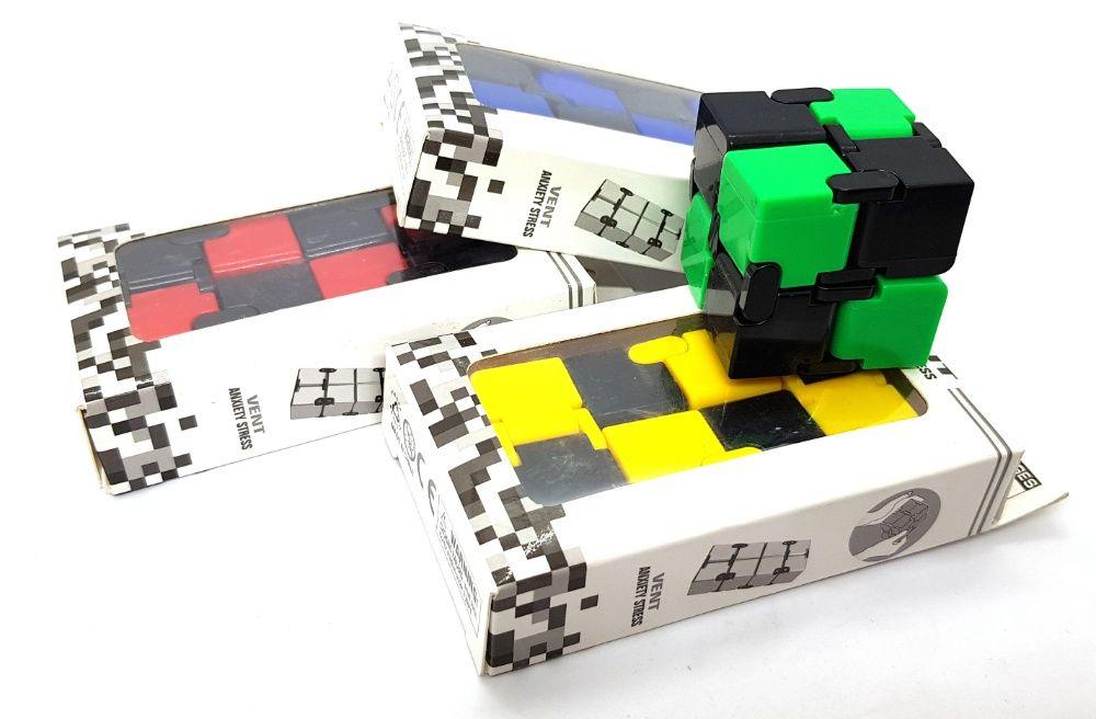 Игрушка антистресс Infinity Cube Куб бесконечный кубик кубік инфинити Черкассы - изображение 1