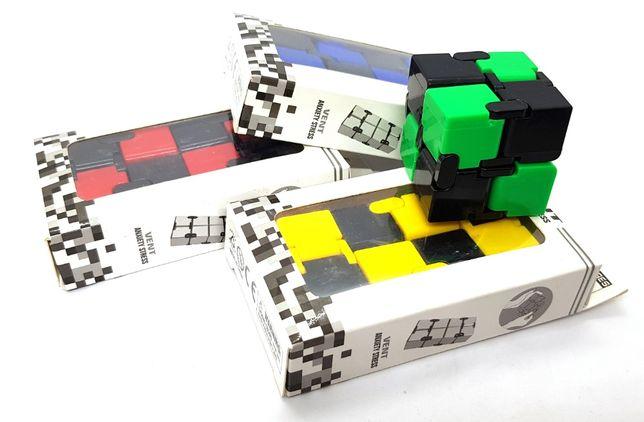 Игрушка антистресс Infinity Cube Куб бесконечный кубик кубік инфинити