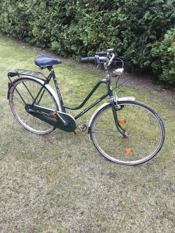 Niemiecki rower Sparta