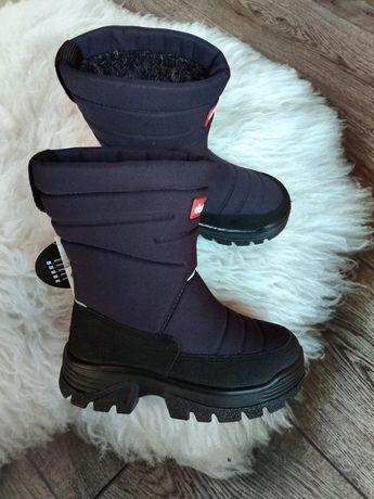 Зимние сапоги Демар Demar Свен SWEN размер 25 для мальчика или девочки